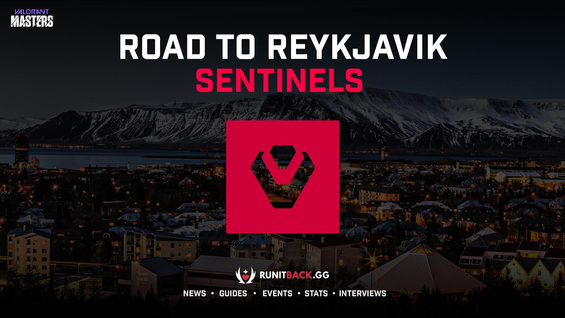 Road to Masters Reykjavik – Sentinels