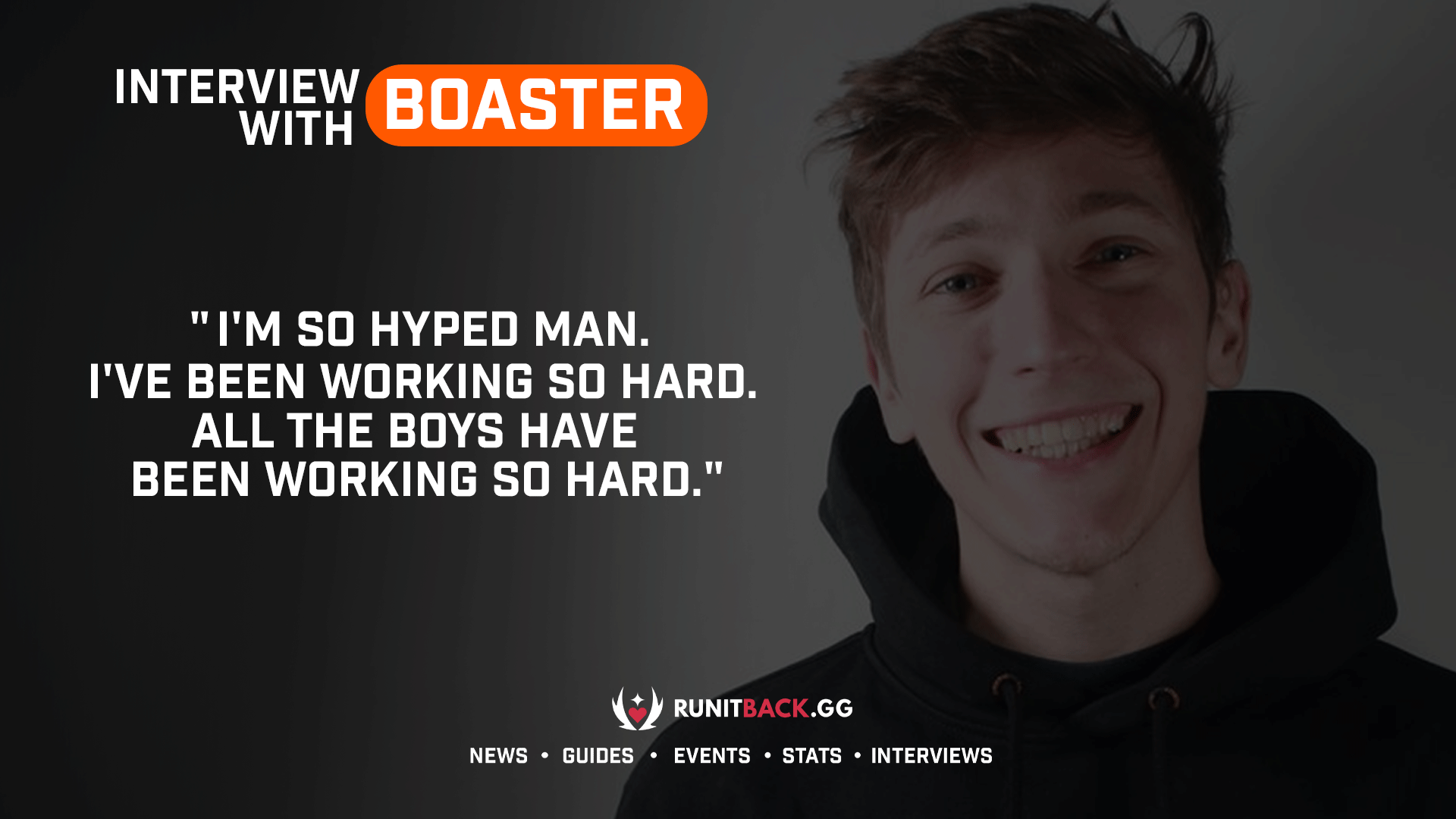 Fnatic Boaster on entering VCT Masters in Iceland and acquisition of Derke and MAGNUM