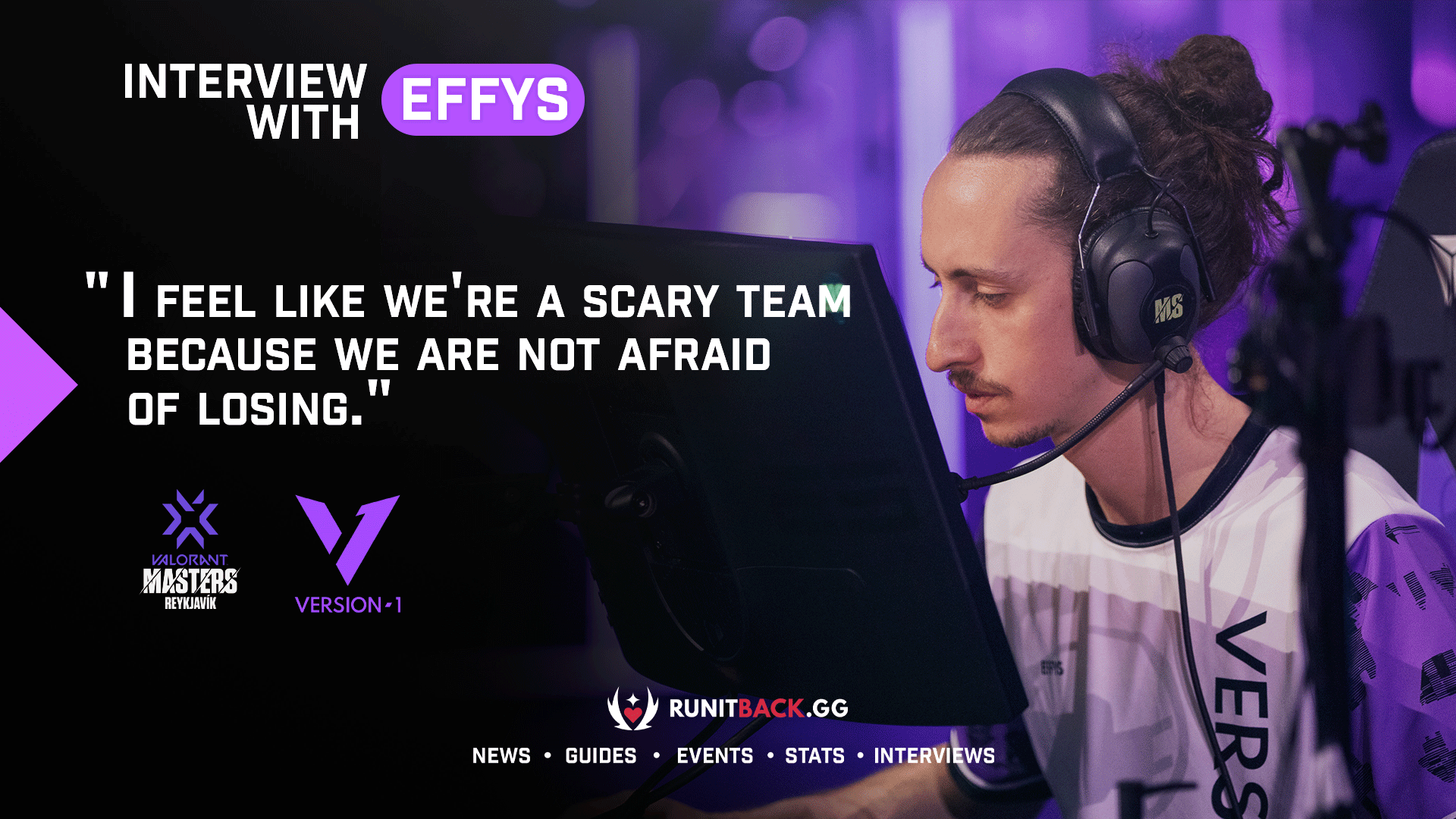 effys shares his view on map-winning play and Version1's dominant Haven victory against Team Liquid