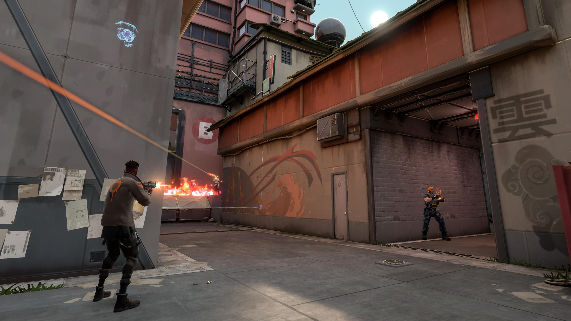 Valorant patch 3.0 adds increased walking and running fire inaccuracy, changes to the effect of tagging and weapon deadzone