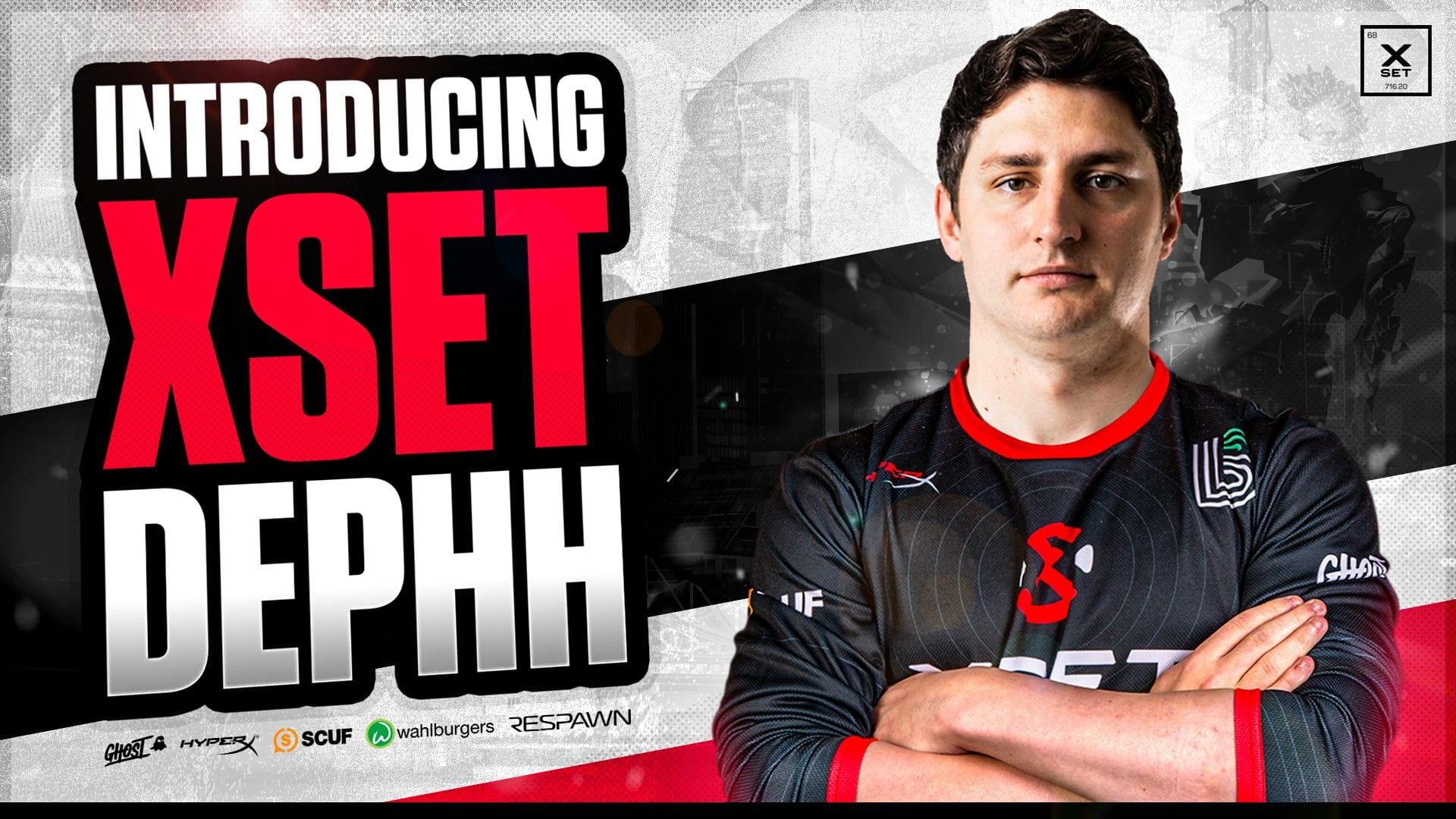 XSET announces dephh as in-game leader