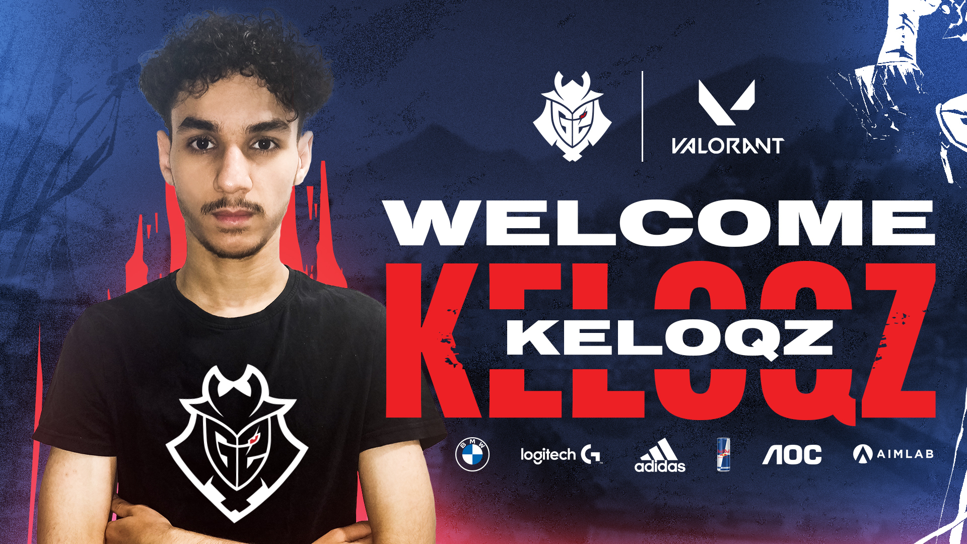 G2 replaces pyth with keloqz