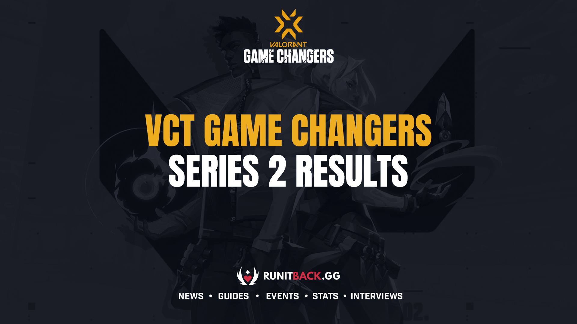 VCT Game Changers Series 2 Results