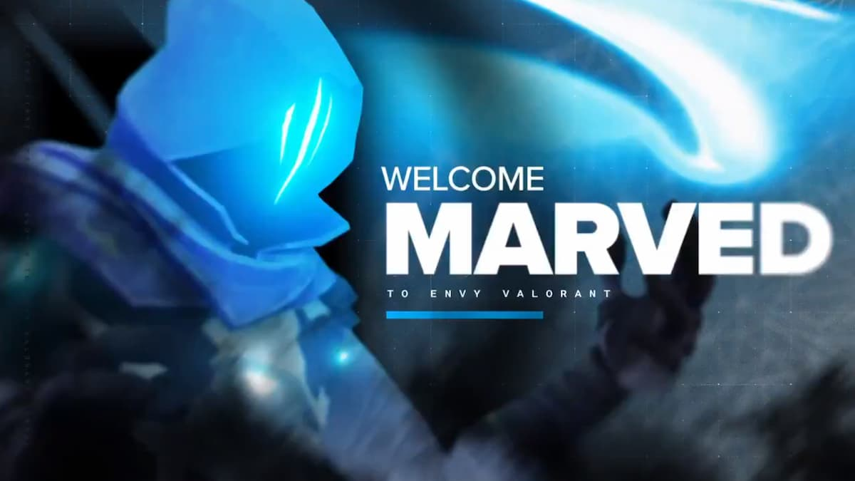 Marved on loan to Team Envy