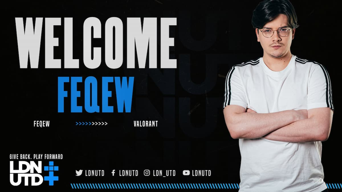 feqew signs with LDN UTD