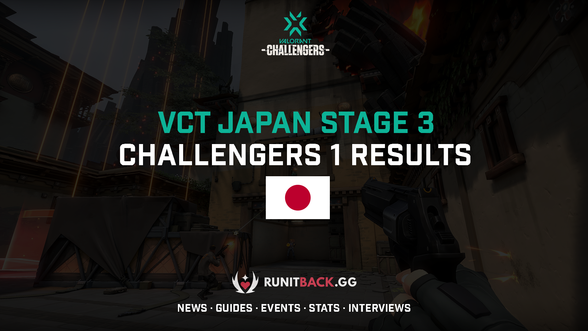 VCT Japan Stage 3 Challengers 1 Results