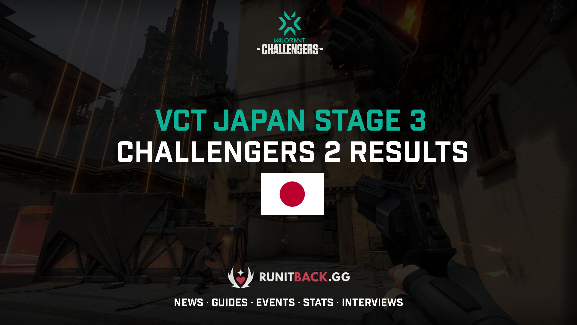 VCT Japan Stage 3 Challengers 2 Results