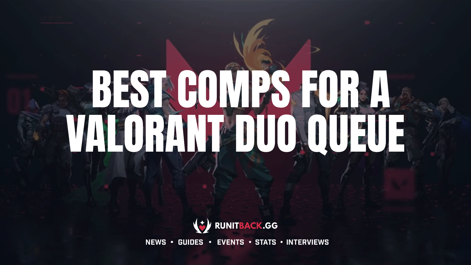 Best comps for a VALORANT duo queue
