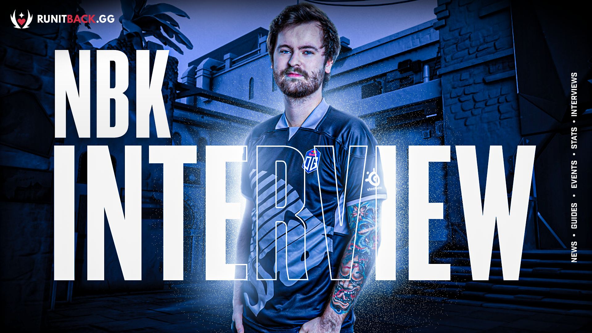 NBK on his transition to VALORANT, timeline on joining a pro team, and more in Exclusive Interview