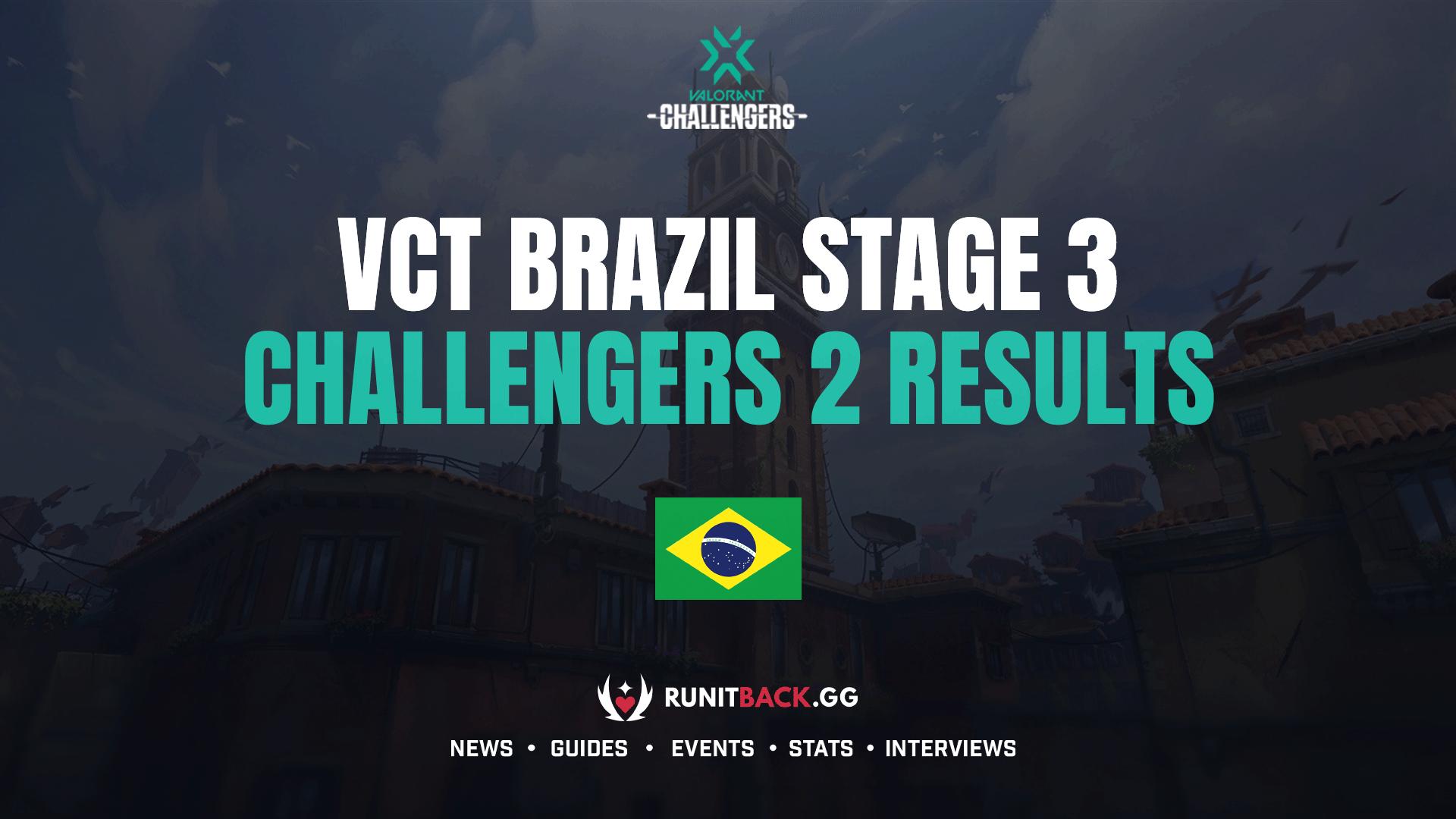 vct brazil stage 3