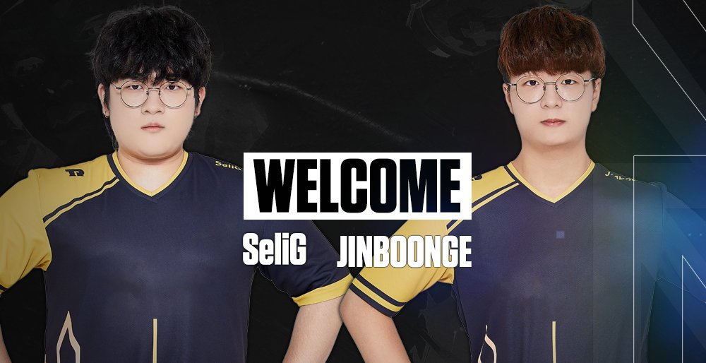 TNL Esports Sign SeliG and JINBOONGE