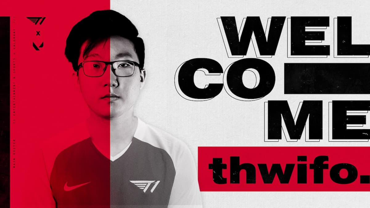 T1 signs thwifo